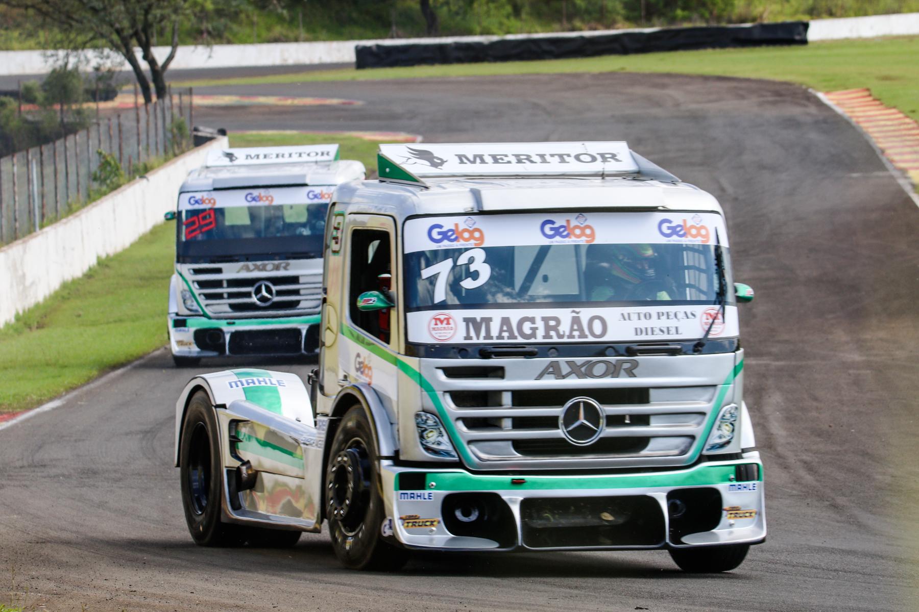 Copa Truck vê piloto da casa dominar treinos em Londrina