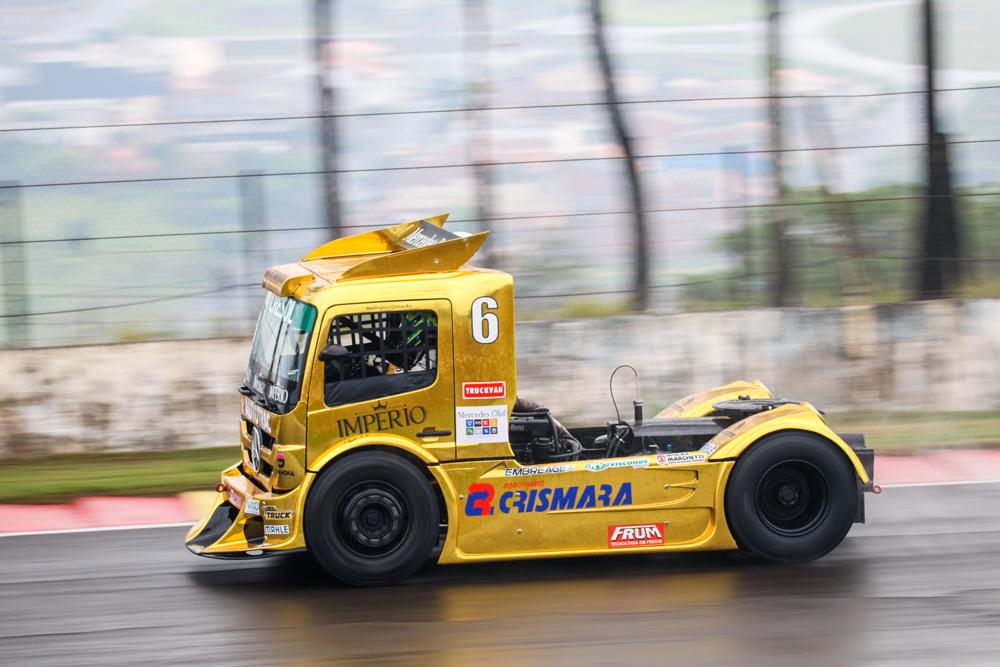 Cirino é o mais rápido do último treino livre em Londrina