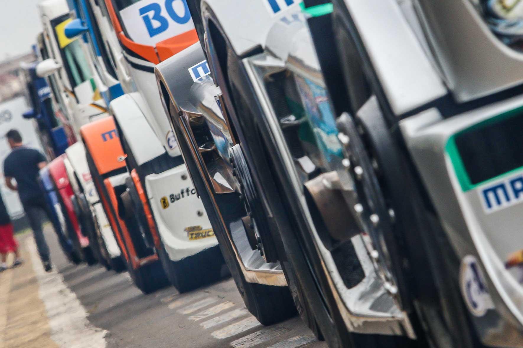 Copa Truck espanta o frio definindo título em Curvelo