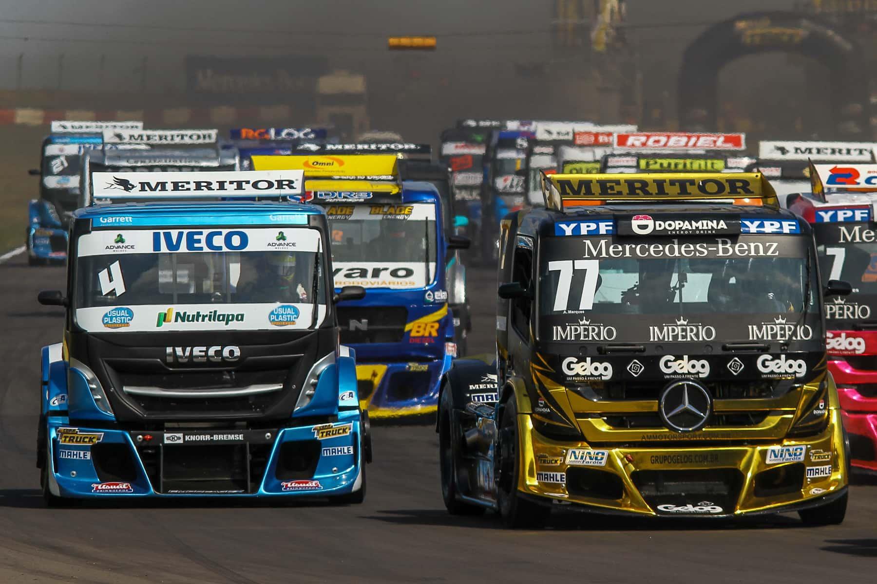 Copa Truck tem estreias, retornos e maior grid do ano em Cascavel