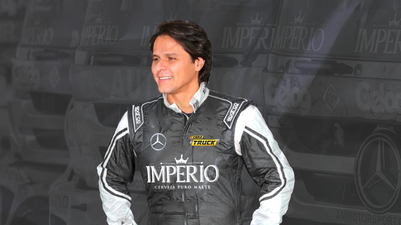Valdeno Brito é o novo piloto da AM Motorsport