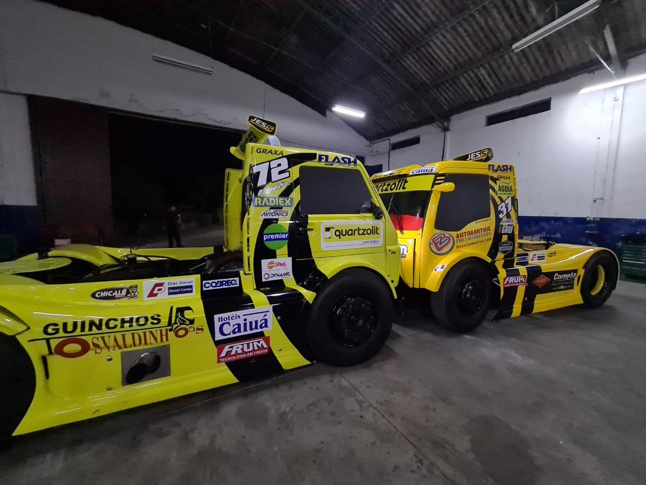 Djalma Fogaça será homenageado na etapa de Curitiba